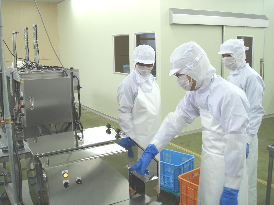 医薬品製造管理基準に合致する安全な漢方